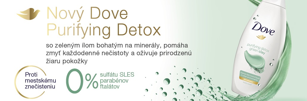Dove Purifying Detox
