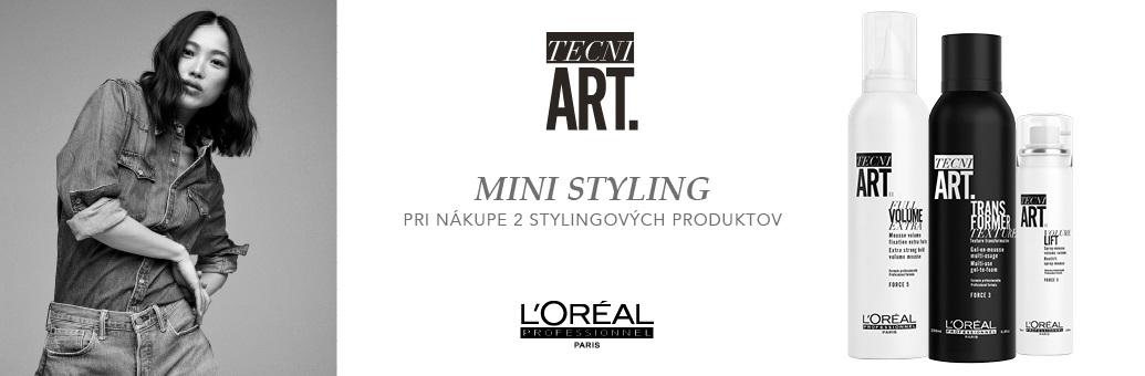 Loreal Professionel W38 Tecni Art mini styling
