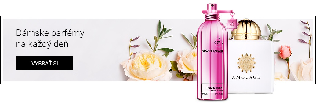 niche parfémy pre ženy na den