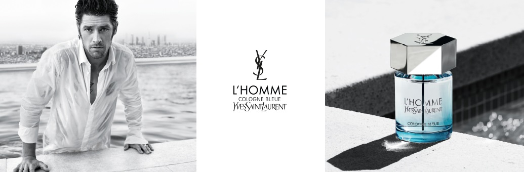 YSL L'Homme Cologne Bleue