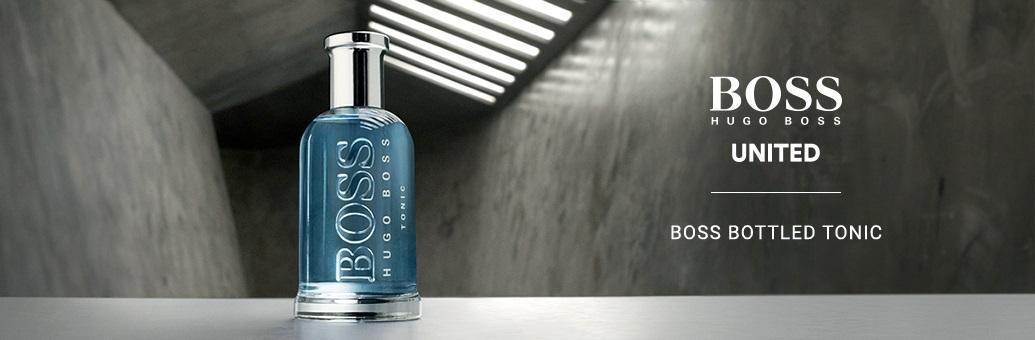 Hugo Boss Boss Bottled United - bottled tonic