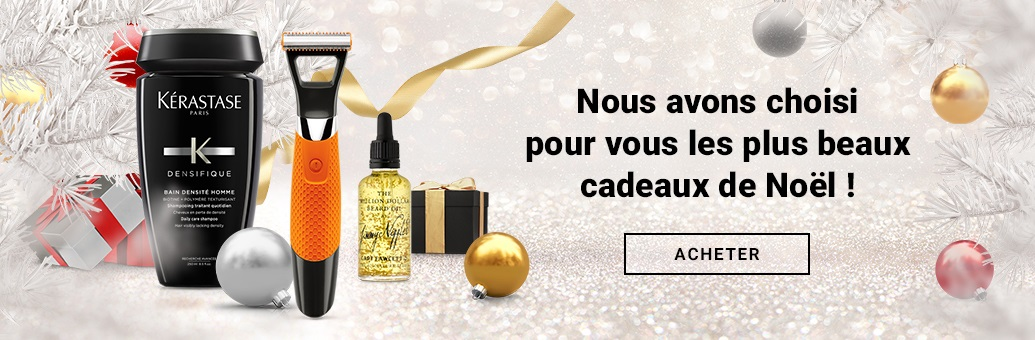 cosmetiques hommes