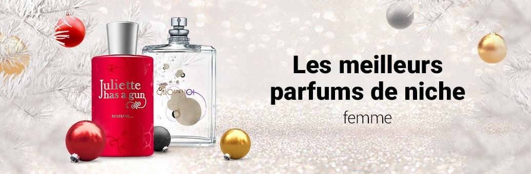 Les meilleurs parfums de niche femme
