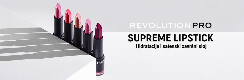 revolution PRO lipstick