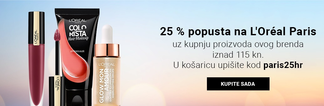Loreal Paris 25 % Sale