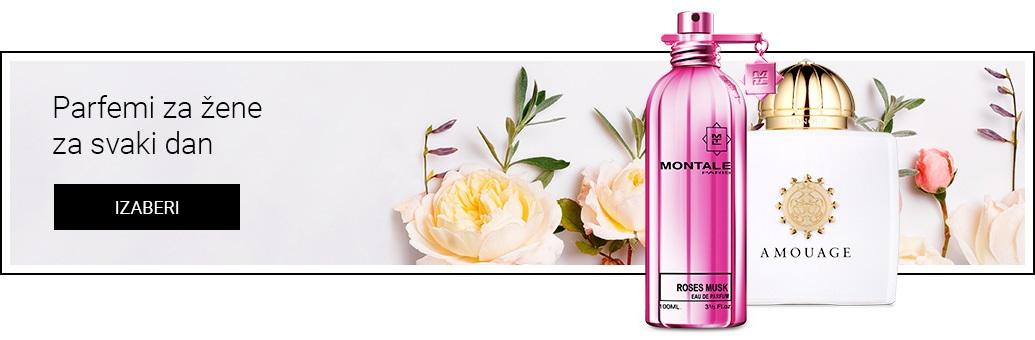 Parfemi za žene  za svaki dan
