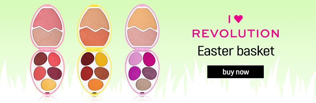 I Heart Revolution Easter Eggs