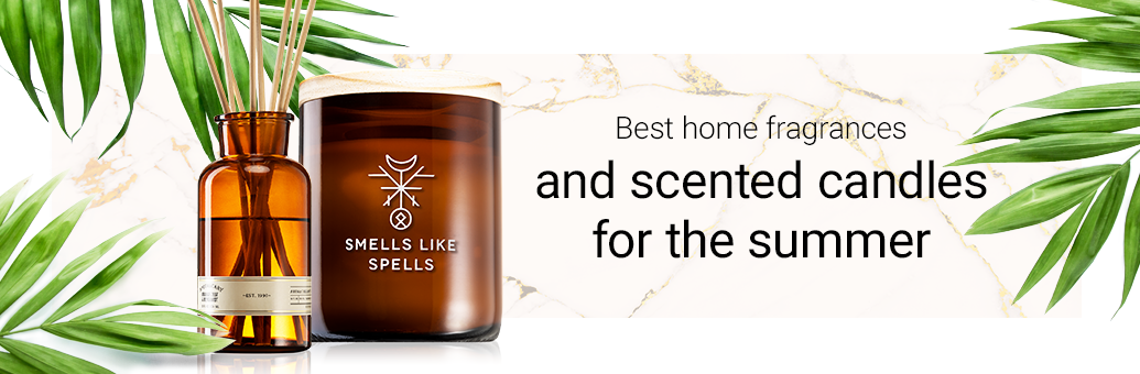 Best home fragrances and scented candles for the summer