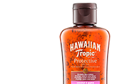 Free sun protection oil