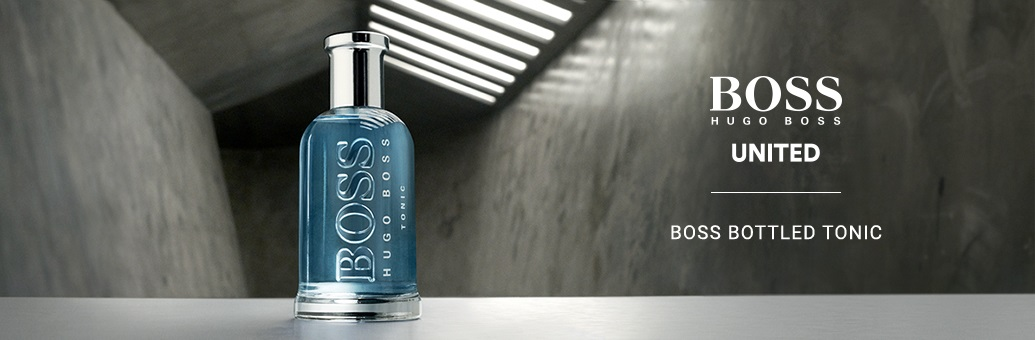 Hugo Boss Boss Bottled United - bottled tonic