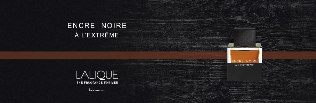 Lalique Encre Noir a l'Extreme