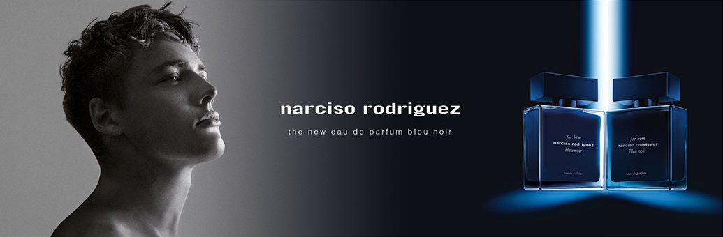 Narciso Rodriguez For Him Bleu Noir EDP
