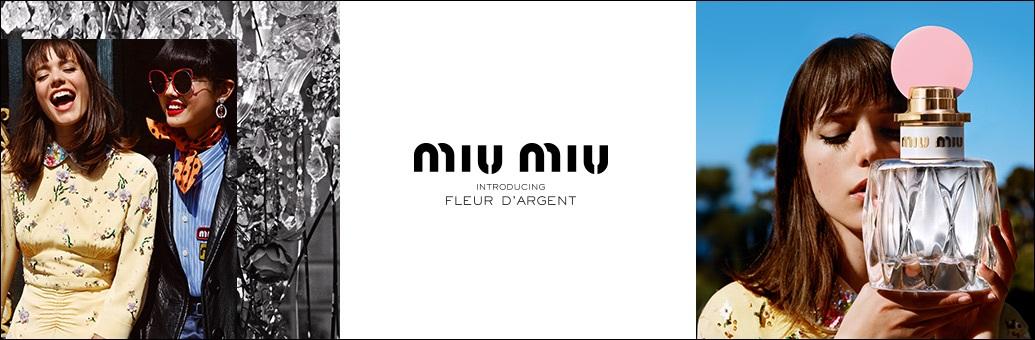 Miu Miu Fleur d´Argent