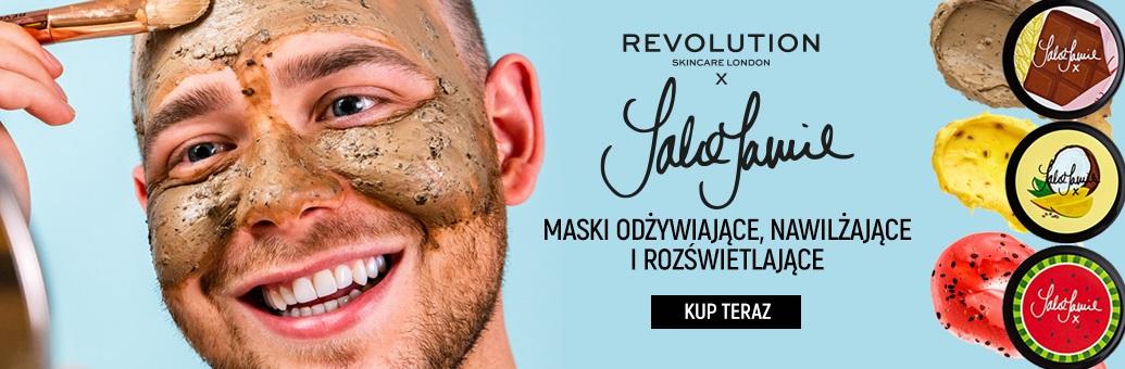 Revolution Skincare jake jamie masky