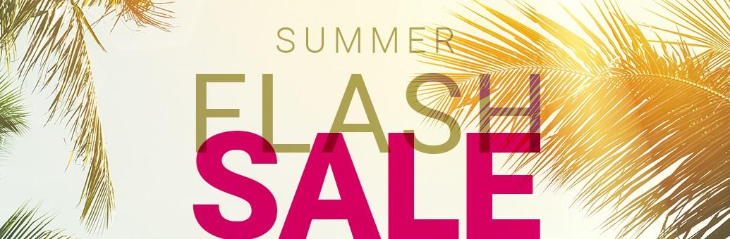Flash sale