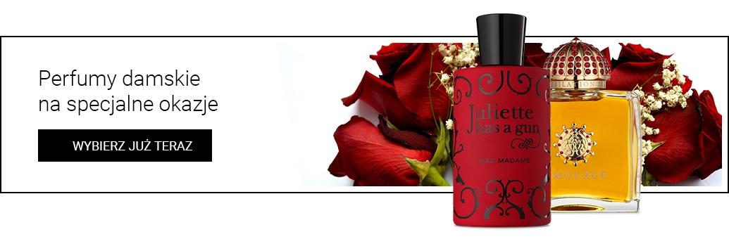 perfumy damskie na specjalne okazje
