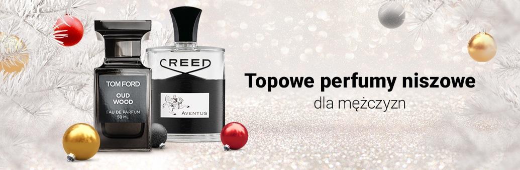 Topowe perfumy niszowe dla mężczyzn