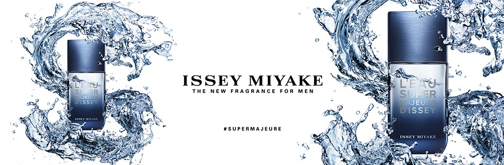 Issey Miyake L´Eau Super Majeure d´Issey