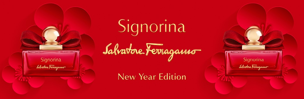 Salvatore Ferragamo New Year Edition