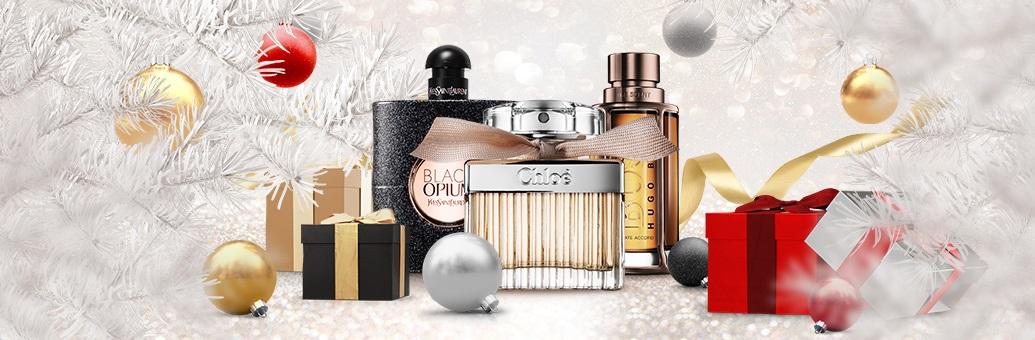 Parfüm-Geschenke zu Weihnachten