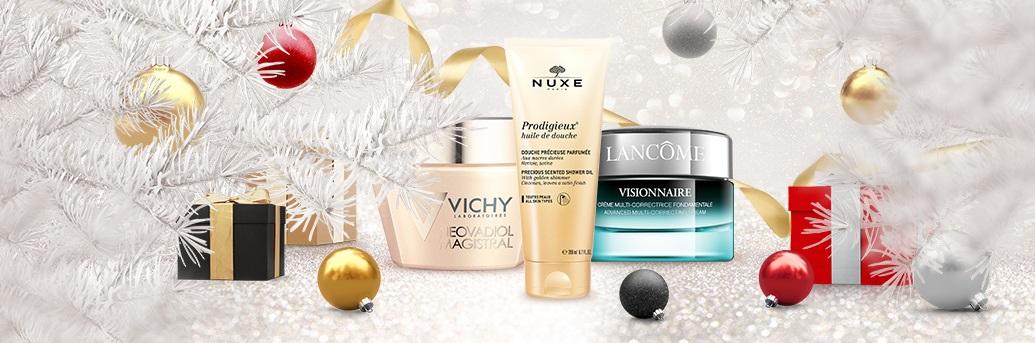 Kosmetik-Geschenke zum Weihnachten