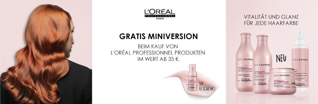 L'Oréal Professionnel W38 Vitamino Travel Size