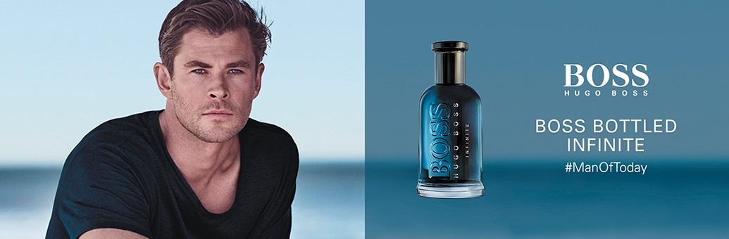 HUGO BOSS Boss Bottled Infinite eau de parfum férfiaknak