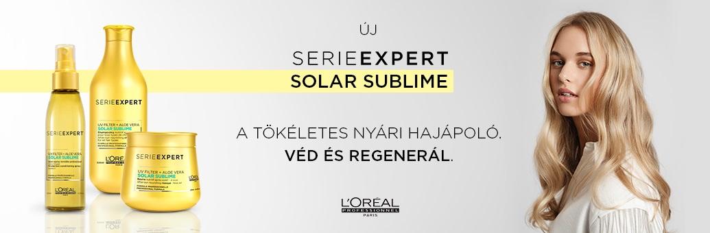 L'ORÉAL PROFESSIONNEL SOLAR SUBLIME GENERAL
