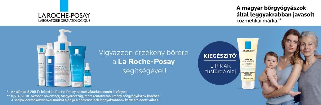 La Roche-Posay W35 GWP Lipikar olej 100 ml