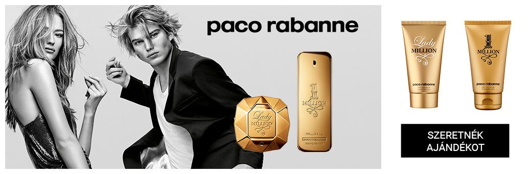 Paco Rabanne Million Shower Gel