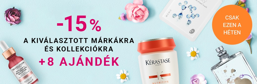 15% mix
