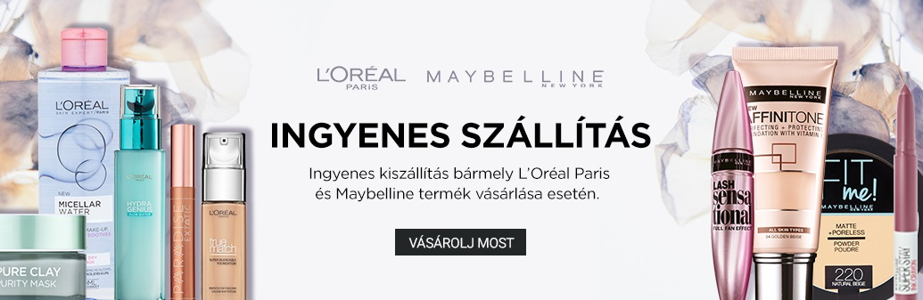 Maybelline Free Delivery