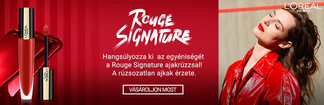 L'Oréal_Paris_Rouge_Signature