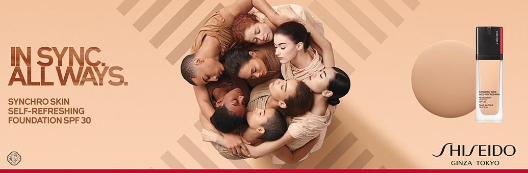 Shiseido Synchro Skin