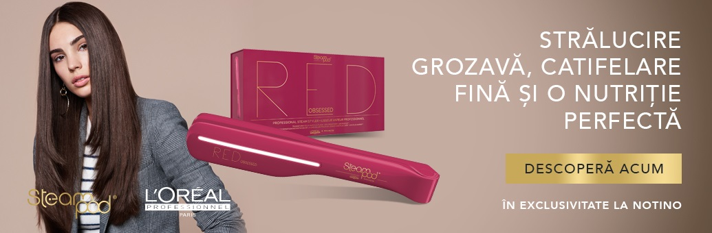 L'Oréal Professionnel Steampod Red