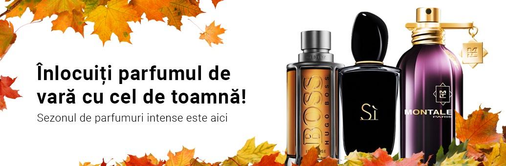Cele mai populare parfumuri de toamnă