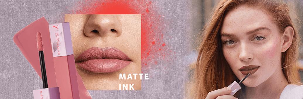Maybelline Puma Matte Ink