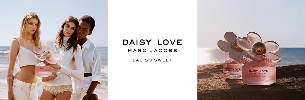 Marc Jacobs Daisy Love Eau So Sweet туалетна вода для жінок