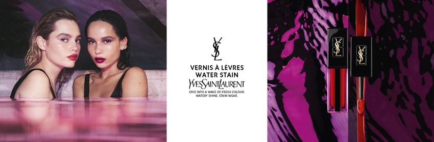Yves Saint Laurent Vernis a Levres Water Stain