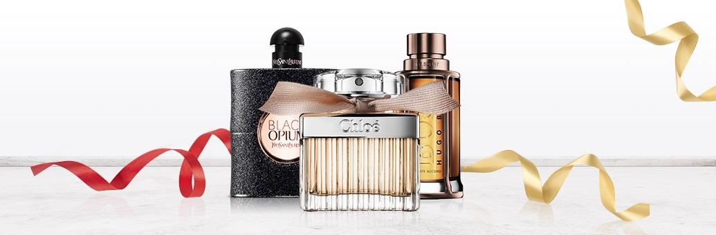 парфумерні подарунки