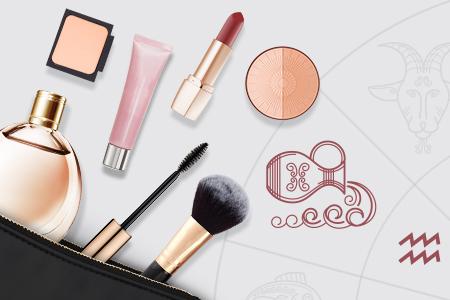 Beauty horoskop: Kosmetika a parfémy pro znamení Vodnáře