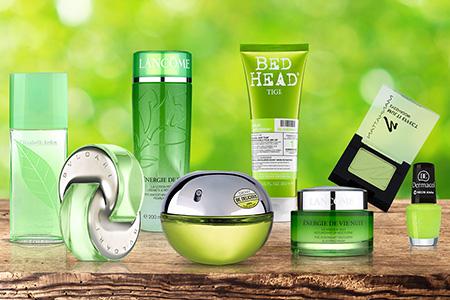 Barva roku: Zelená má letos zelenou