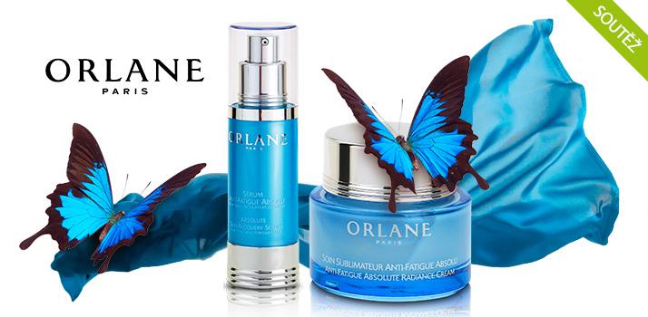 luxusní kosmetika Orlane
