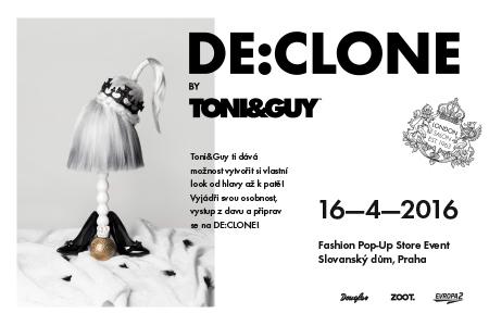 módní event DE:CLONE