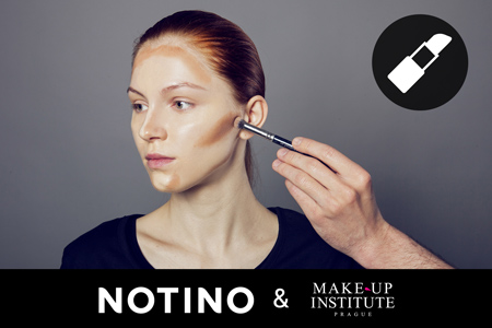 MAKE-UP INSTITUTE PRAGUE: Jarní pastelové líčení 2017