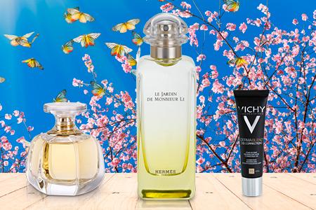 10 nejlepších jarních novinek podle produktových specialistů parfums.cz