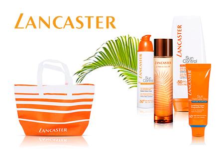 sluneční péče Lancaster