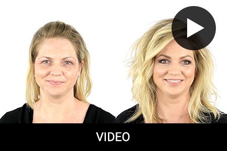 CHIC MOM LOOK: Krásné decentní líčení pro blond maminku