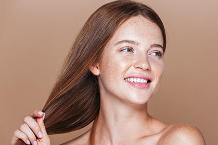 Champô seco para cada tipo de cabelo