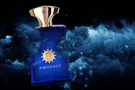 niche parfémy Amouage